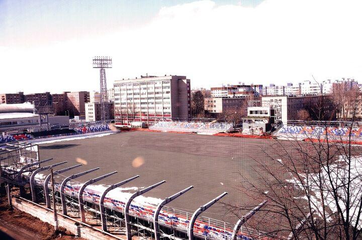 Стало известно, как будет выглядеть стадион ФК «Нефтехимик» после реконструкции