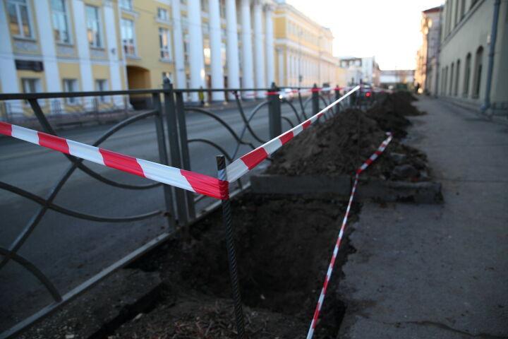 В Казани частично ограничат движение пешеходов и автомобилей по улице Вагапова