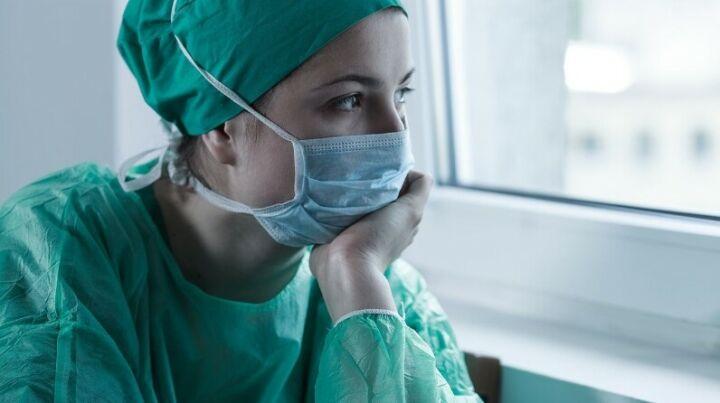 В Мамадыше медицинские маски начнут раздавать при входе в Центральную больницу