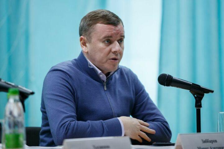 Марат Зяббаров: В Татарстане нет дефицита как сырья, так и готовой продукции