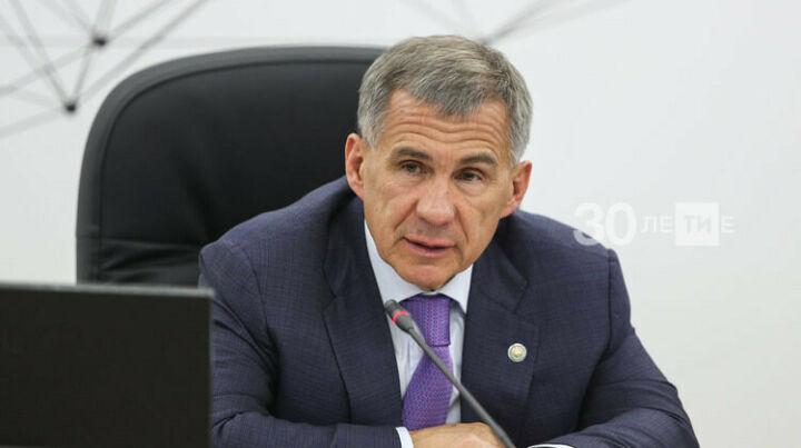 Минниханов утвердил состав оргкомитета конкурса «Новая волна» в Казани