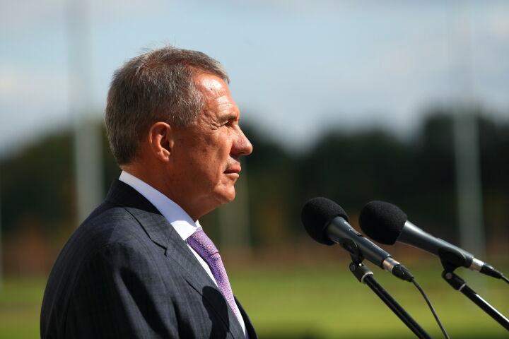 Ренат Харис: Президент РТ связывает развитие искусства с развитием татарского народа