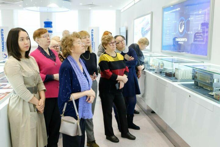 АО «Транснефть – Прикамье» представило опыт использования мультимедиа в музее