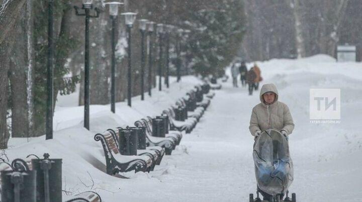 В Татарстане сохранится теплая и пасмурная погода