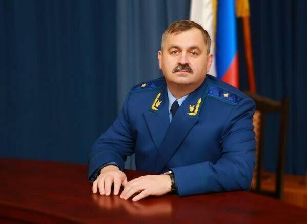 Экс-прокурор Челнов назначен исполняющим обязанности прокурора Чувашии