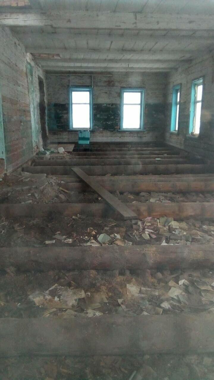 Исполком Тукаевского района: Здание в Ильбухтино не имеет культурной ценности