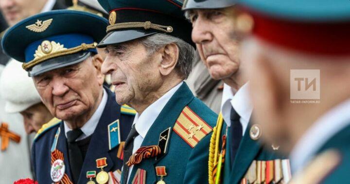 Мухаметшин призвал усилить работу по выплате единовременных средств ветеранам ВОВ