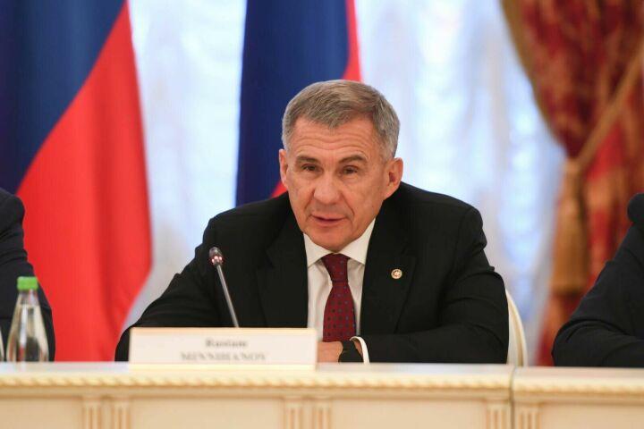 Минниханов: Сотрудничество Татарстана и Сербии имеет большой потенциал