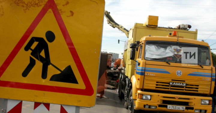 На три недели ограничат движение по Сибирском тракту в Казани