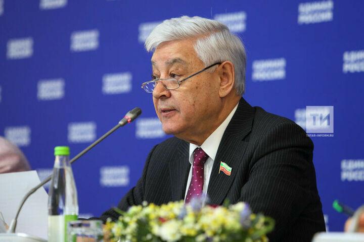 Мухаметшин призвал установить жесткий контроль над использованием средств нацпроектов