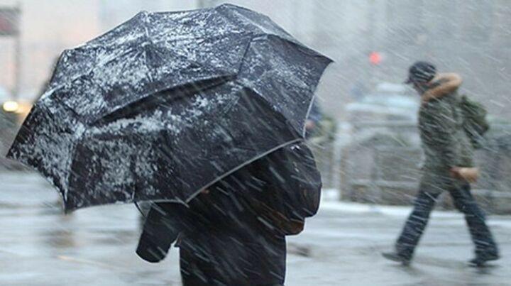 На 8 Марта атмосферный фронт принесет в Татарстан мокрый снег и дождь