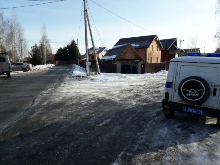 Один человек погиб и один пострадал, отравившись газом в казанском поселке