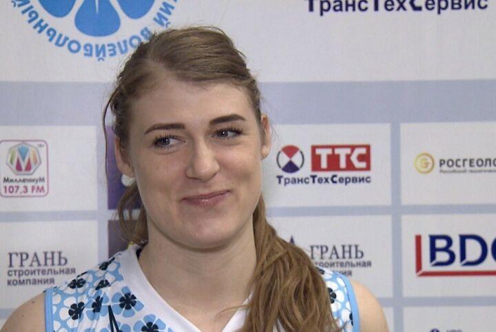 Волейболистка «Динамо-Казани»: Победили 3:0, но можем играть еще лучше