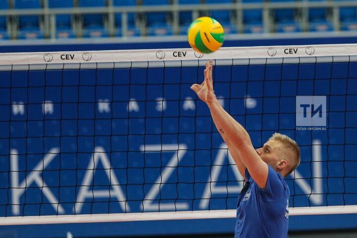 Волейболисты «Зенита-Казани» заняли второе место в регулярном чемпионате России