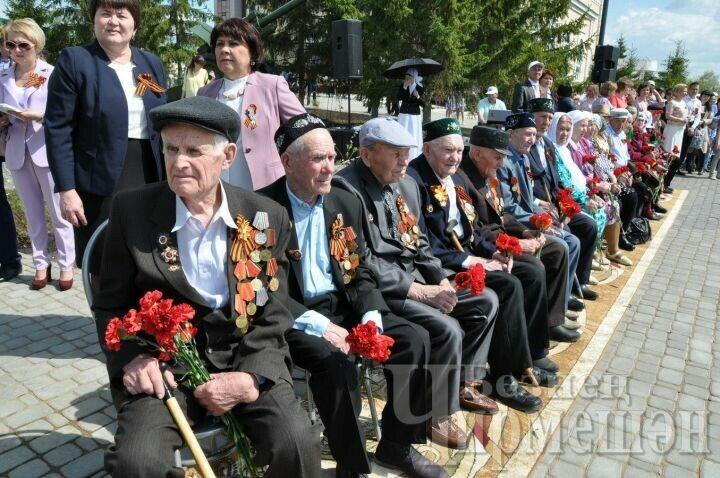 В Черемшане готовятся к празднованию 75-летия Победы