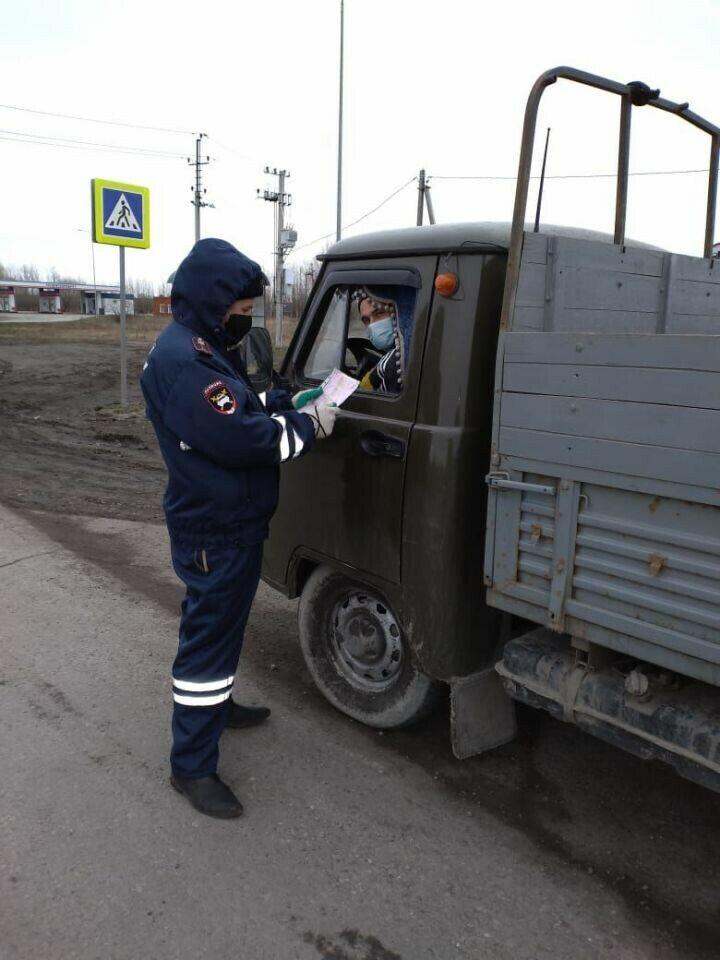 В Дрожжаном составили более десяти протоколов за нарушение режима самоизоляции