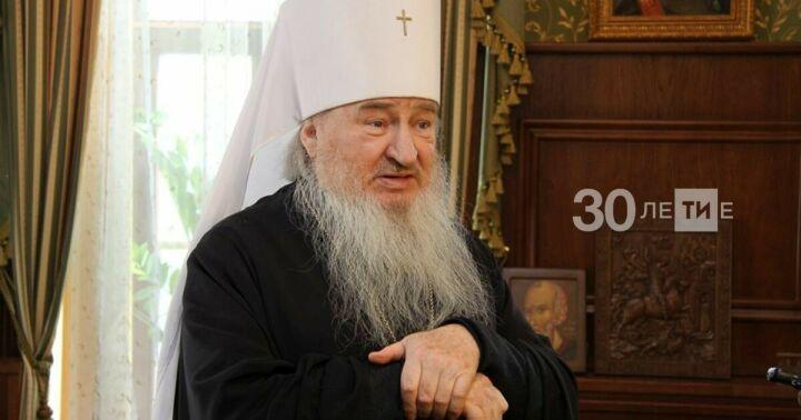 Митрополит Феофан призвал православных Татарстана в Пасху остаться дома