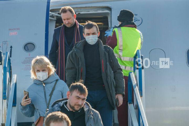 Родственников попросили не встречать татарстанцев, прилетающих из Таиланда 16 апреля