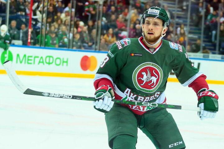 Хартикайнен назвал защитника «Ак Барса» одним из лучших на своей позиции в КХЛ