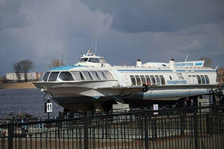 В Татарстане пассажирская навигация на Волге откроется 30 апреля