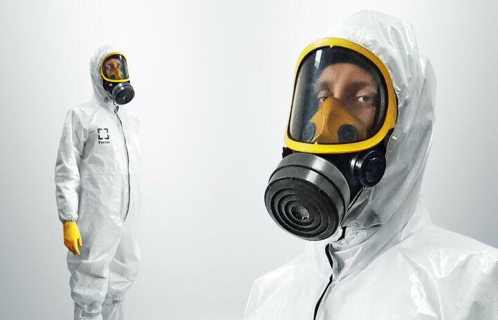 Казанский противовирусный костюм успешно прошел регистрацию как медицинское изделие