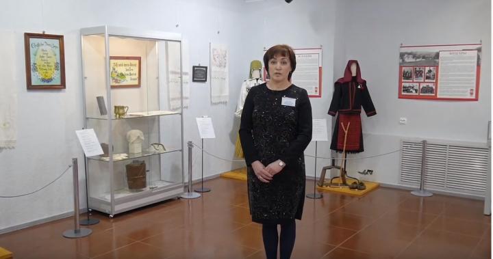 Елабужский музей пригласил жителей в виртуальное путешествие по истории народов Крыма
