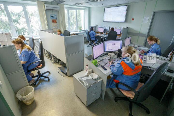 Весь медперсонал скорой помощи Казани получил выплаты за работу с Covid-19