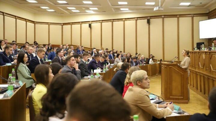 Состав татарстанского Молодежного парламента обновится