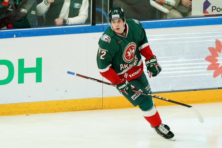 Экс-игрок «Ак Барса» Эмиль Галимов: Жду нового сезона, чтобы побеждать в составе СКА
