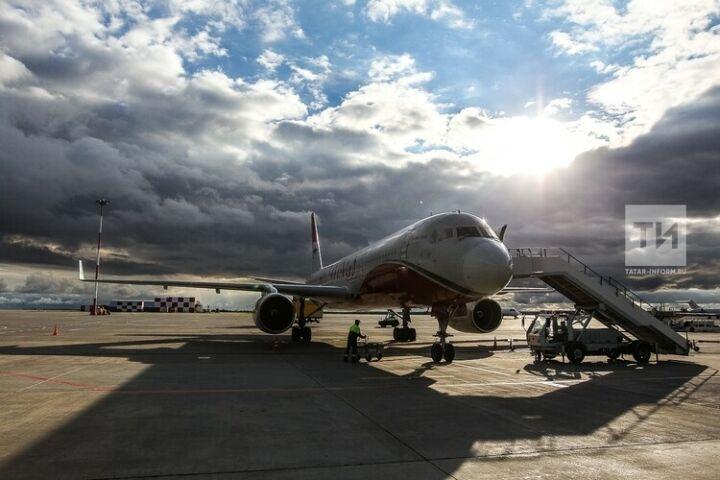 Из Казани в июне возобновятся авиарейсы в Москву, Анапу, Санкт-Петербург и Сочи
