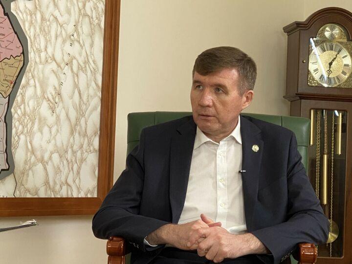 Министр экономики РТ рассказал о мерах поддержки предпринимателей в Татарстане