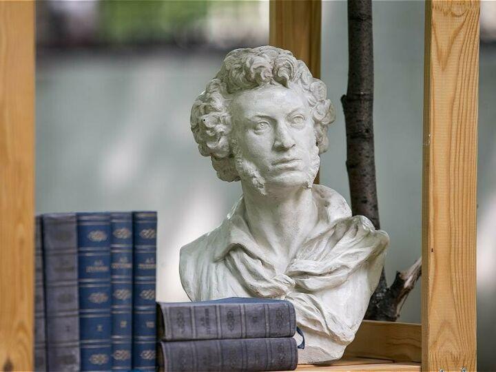Казанцам предлагают пополнить уличную библиотеку на Кремлевской набережной