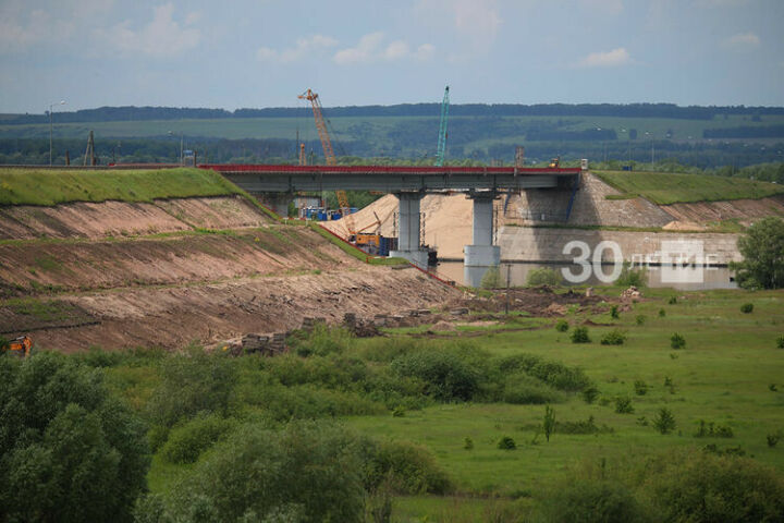 Завод имени Горького изготовит элементы пролета для нового моста через Свиягу