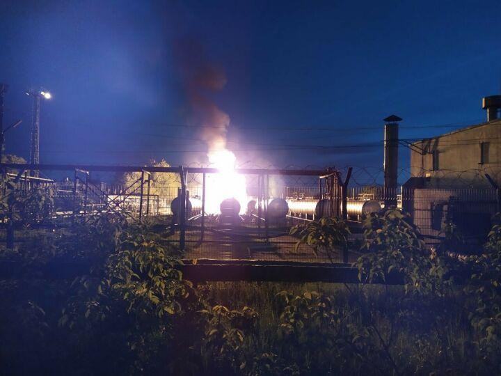 У пострадавших на пожаре на газораспределительной станции в Казани ожоги 15% тела