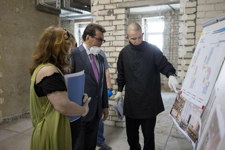 Одну из старейших художественных школ Казани отремонтируют к новому учебному году