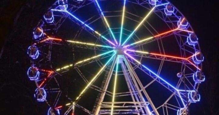 В Челнах владельцам колеса обозрения напомнили об ответственности за его запуск