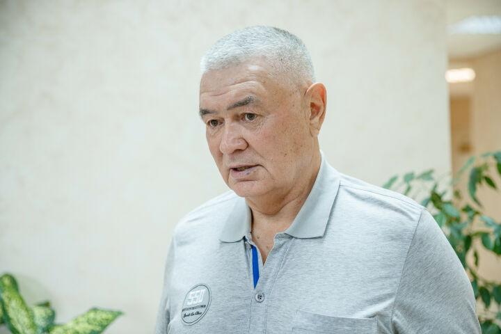 Владимир Иванов о Конституции: Поправки позволят сохранить язык и обычаи народов