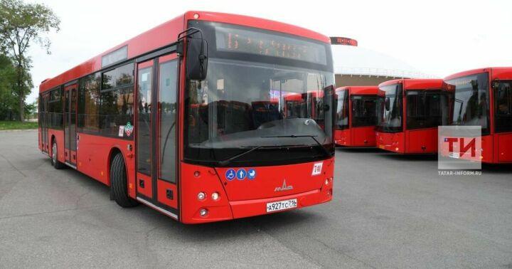 На дорогах Казани появятся 30 новых «краснобусов»