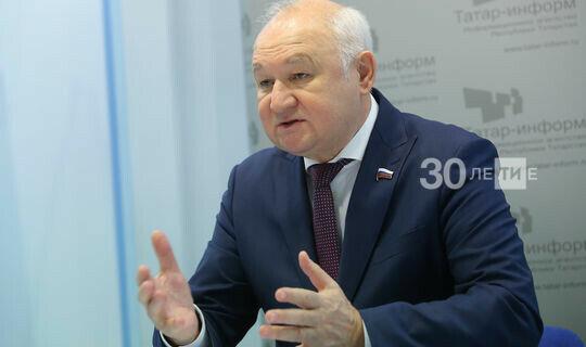 Ильдар Гильмутдинов считает, что системы подготовки татарских журналистов нет