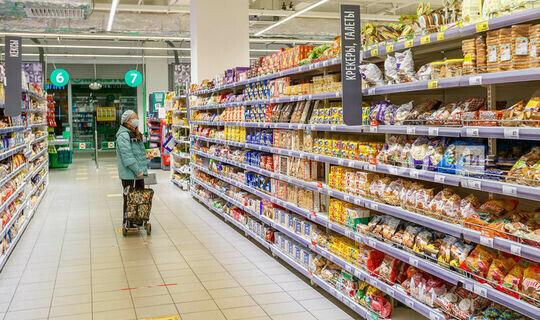 В шести магазинах Татарстана были выявлены нарушения масочно-перчаточного режима