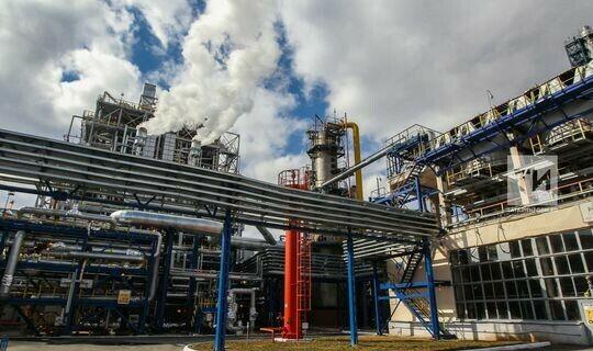 «Казаньоргсинтез» завершит модернизацию этиленового комплекса в 2023 году