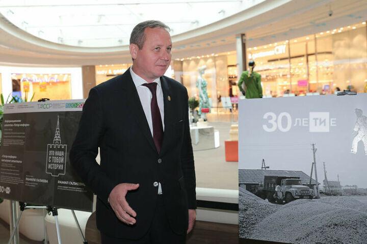 «Экскурсия в историю»: в Казани открылась фотовыставка к 30-летию «Татар-информа»