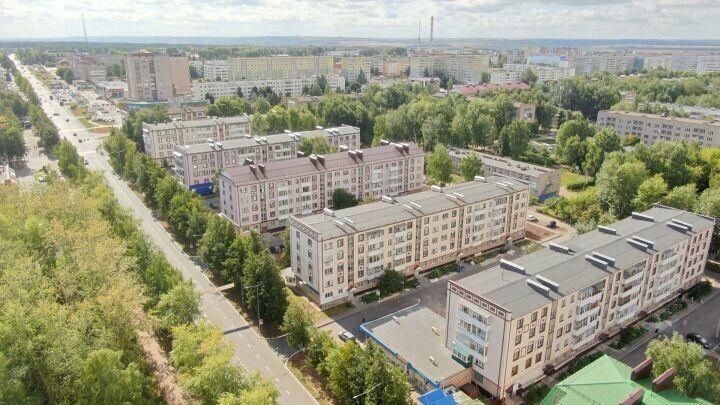 В Елабуге продолжается реализация президентского проекта «Наш двор»