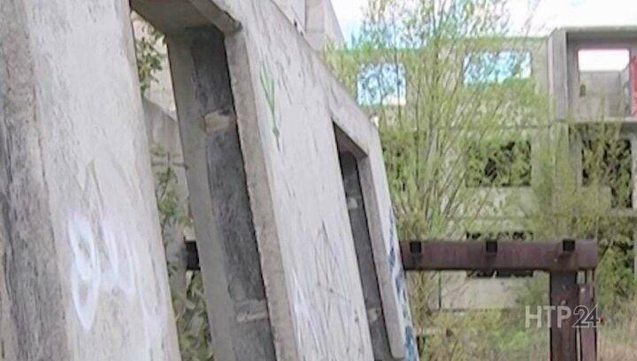 В Нижнекамске рассказали о судьбе недостроенных объектов