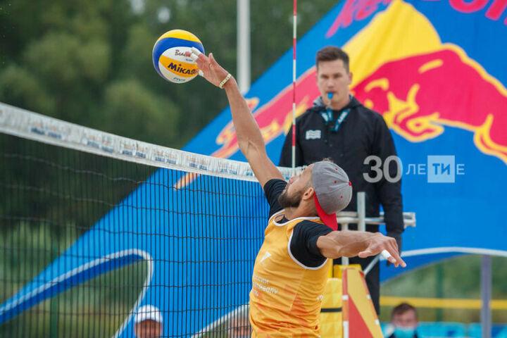 В Казани выявили победителей этапа чемпионата России по пляжному волейболу