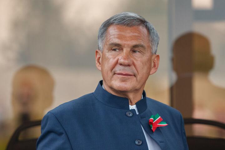 Рустам Минниханов поблагодарил татарстанцев, проголосовавших на осенних выборах