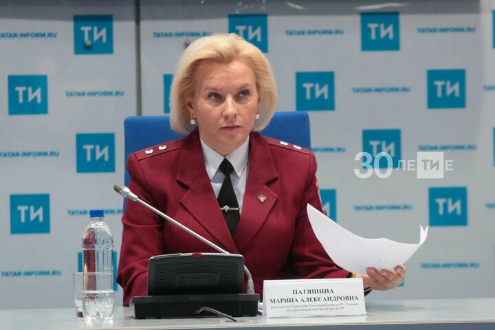 В Татарстане увеличилось число заболевших ОРВИ