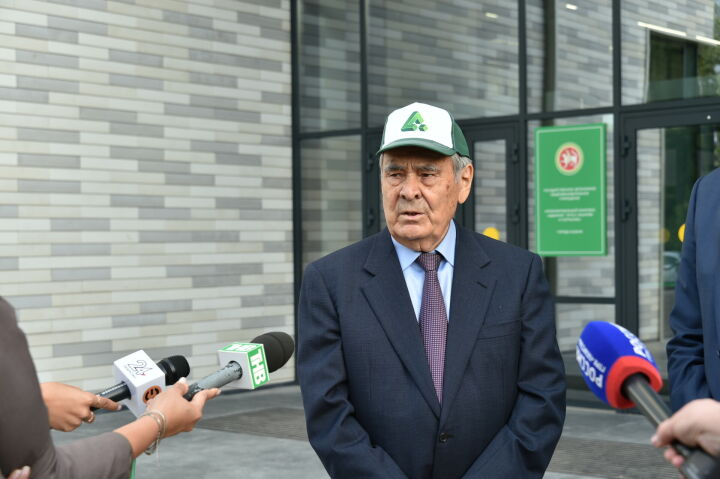 Шаймиев: Открытие полилингвальных школ — путь к конкурентоспособности в мире