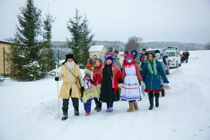 В Кукморском районе провели марийский обрядовый праздник Шорыкйол
