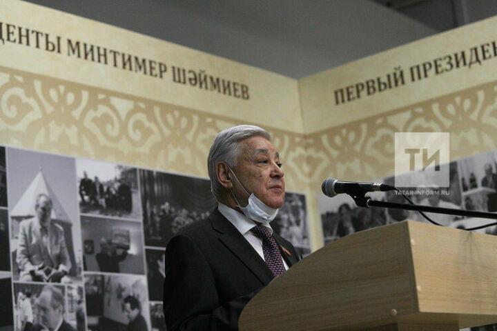 Мухаметшин: Я рад, что могу называть Минтимера Шаймиева своим учителем в жизни